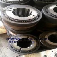 生产刮板机对轮、一轴、二轴、减速机、40T一轴轴承套、弧齿