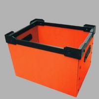 中空板周转箱 塑料折叠箱 张家港钙塑箱