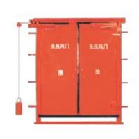 BPHM-1型平衡风门与机械闭锁结合的好处