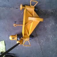 KWPY600型液压弯道器适合30kg钢轨用的弯轨器