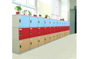 学生书包柜、宿舍储物柜、教室书包柜生产厂家