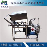 丙烯酸定量分装 聚羧酸减水剂分装大桶 清洗剂自动分装机