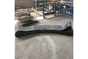 帘布橡胶板厂家供应530宽帘布橡胶板洞门始发用