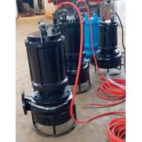 6寸口径高效潜水渣浆泵