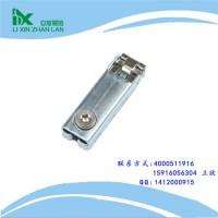 铁皮三卡锁 五金冲压件 五金锁 展览器材 铝型材连接件
