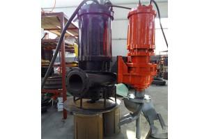 强嚼淤泥设备耐磨绞吸抽泥泵