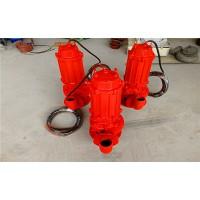 4KW污水泵 耐高温污水泵 热水废水抽取泵