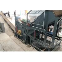 废钢破碎机能够有效的处理废旧金属浪费问题