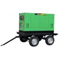 400A柴油发电电焊一体机