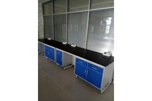 厂家供应:钢木实验台、边台、中央台、实验室转角台水池台