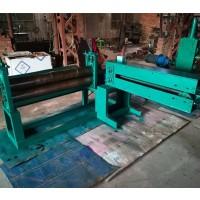化工桶剖桶机 铁皮压平机 废油桶处理机