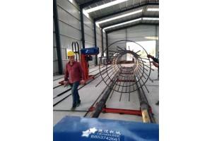 山东铁汉 数控 钢筋笼 绕筋机 加工生产 价格说明