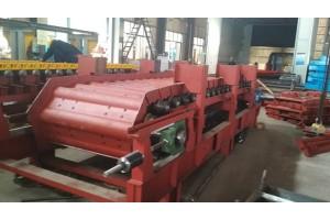 GBL1250×6000板式给料机技术参数和安装方案