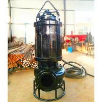 厂家供应单级电动耐磨抽沙泵