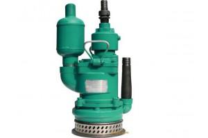 QYW煤矿用风动潜水泵型号及参数,风动潜水泵价格