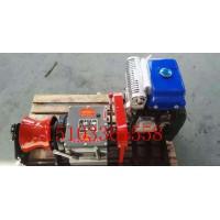机动绞磨机2机动绞磨机 腾维电力机具