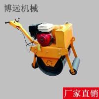 源头厂家手扶式小型单轮压路机单轮震动压实机回填土压土机