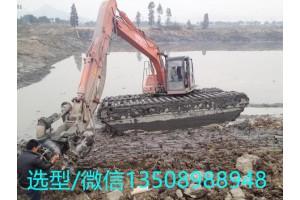 高效清理污泥正规清淤泵-JHW小型挖掘机喝泥泵