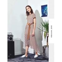 女装批发艾薇宣品牌女装折扣加盟尾货服装批发