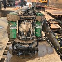 带铰刀潜水搅拌渣浆泵,泥沙泵,尾砂泵