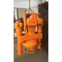 挖机安装抽沙泵,排沙泵,吸沙泵