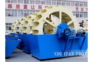 每小时产100方的环保型水洗砂机器有哪些型号