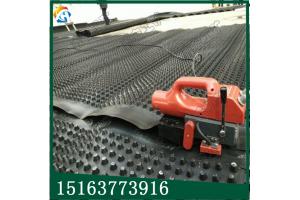 新型塑料膜土工布钻用焊接工具爬焊机