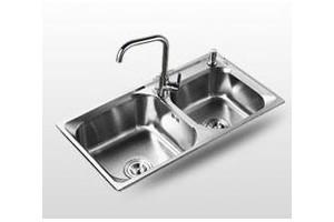 沃尔芬台下水槽打理轻松颜值高实用性强
