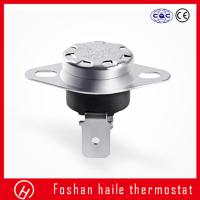 突跳式开关温控器的普通型号是什么?耐高温吗?