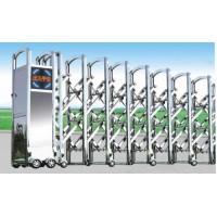 佛山厂家专业生产电动伸缩门 自动铝合金不锈钢遥控伸缩门