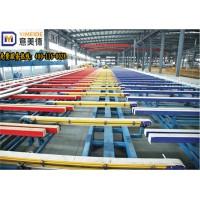 无锡600吨冷床生产线自动锯切无需人工拉料