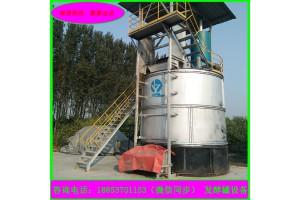 广东畜禽粪便有机肥发酵罐介绍 小型发酵罐工艺原理