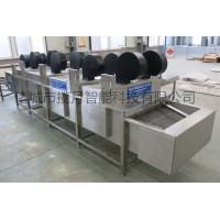 茶叶袋风干机 诸城果蔬清洗设备 翻转式软包装风干震动沥水机