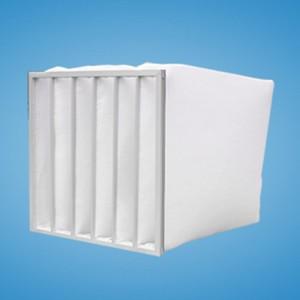 袋式中效空气过滤器