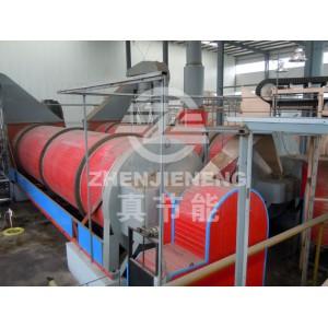 大型工业啤酒渣干燥机设备
