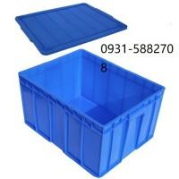 酒泉塑料周转箱物流箱食品箱厂家