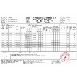 合金板42crmo原廠材質單