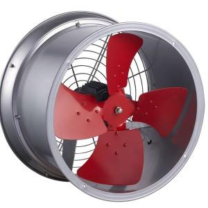 SWF低噪音混流风机风量参数,斜流风机厂家