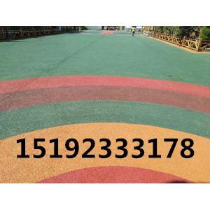 湖南长沙MMA彩色路面防滑漆打造理想道路