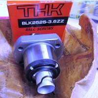 进口日本THK轧制滚珠丝杆、BLK2525-3.6ZZ供应