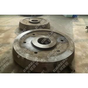回转窑挡轮加工厂铸钢材质行性能优良