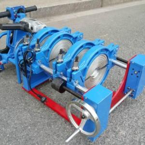 熔焊机 63-160手摇PE管对焊机