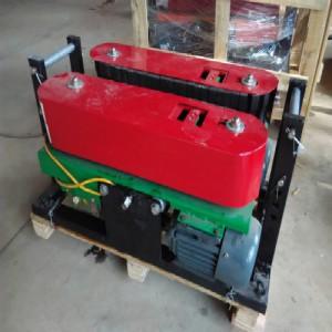 敷设机 160/180电缆输送机 履带式牵引机