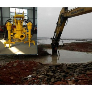 高效益液压抽沙泵-挖掘机沙浆泵 明智老板们的不二选择