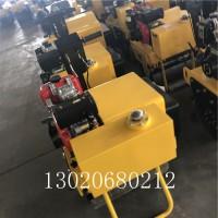 威海市小型手推式压土机厂家 手扶式压路机价格价位