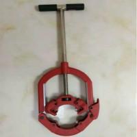 2寸鋼管割管機 32-76鉸接式管子割刀 切管器