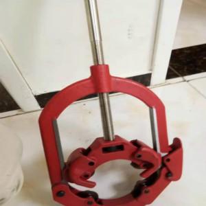 6寸防爆割管机 114-182手工防爆割管机 切管机