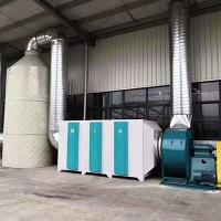 喷漆房废气处理设备uv光氧催化技术方案及报价