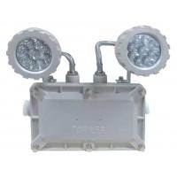 浙江BCJ系列防爆双头应急灯带消防证的防爆灯