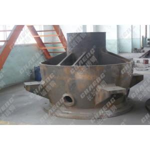 破碎机机架加工厂1吨起来图定制加工新乡铸造厂